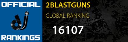 2BLASTGUNS GLOBAL RANKING