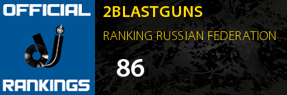 2BLASTGUNS RANKING RUSSIAN FEDERATION