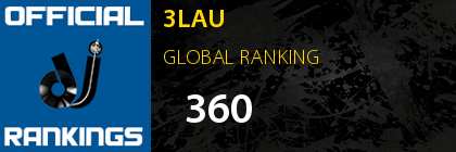 3LAU GLOBAL RANKING