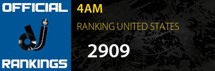 4AM RANKING UNITED STATES