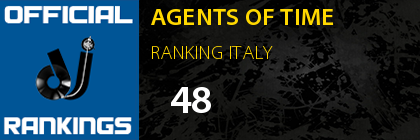 AGENTS OF TIME RANKING ITALY