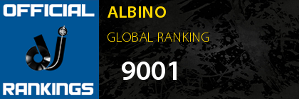 ALBINO GLOBAL RANKING