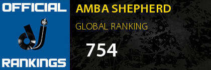 AMBA SHEPHERD GLOBAL RANKING