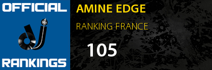 AMINE EDGE RANKING FRANCE
