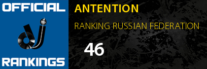ANTENTION RANKING RUSSIAN FEDERATION