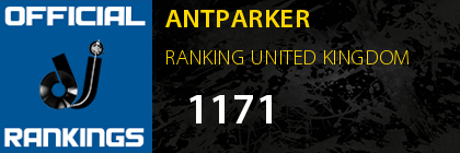 ANTPARKER RANKING UNITED KINGDOM