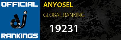 ANYOSEL GLOBAL RANKING