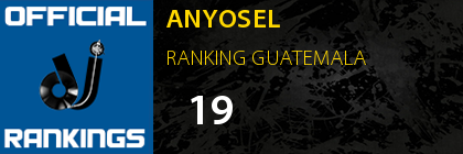 ANYOSEL RANKING GUATEMALA