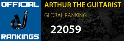 ARTHUR THE GUITARIST GLOBAL RANKING