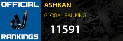 ASHKAN GLOBAL RANKING
