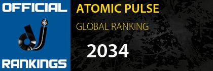 ATOMIC PULSE GLOBAL RANKING