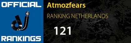 Atmozfears RANKING NETHERLANDS