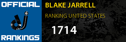 BLAKE JARRELL RANKING UNITED STATES