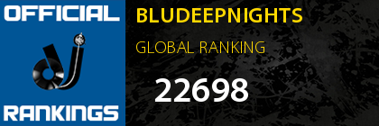 BLUDEEPNIGHTS GLOBAL RANKING