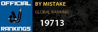 BY MISTAKE GLOBAL RANKING