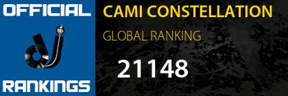 CAMI CONSTELLATION GLOBAL RANKING