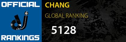 CHANG GLOBAL RANKING
