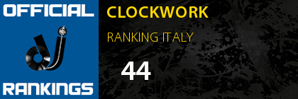 CLOCKWORK RANKING ITALY