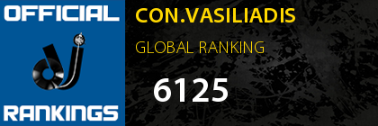 CON.VASILIADIS GLOBAL RANKING