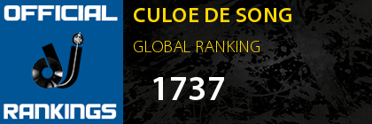 CULOE DE SONG GLOBAL RANKING