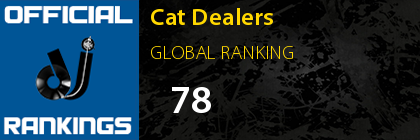 Cat Dealers GLOBAL RANKING