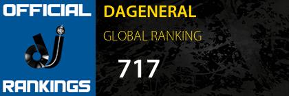 DAGENERAL GLOBAL RANKING