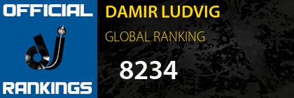 DAMIR LUDVIG GLOBAL RANKING