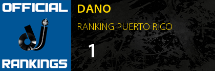 DANO RANKING PUERTO RICO