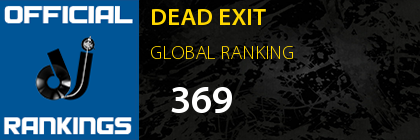 DEAD EXIT GLOBAL RANKING