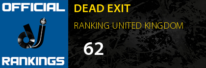 DEAD EXIT RANKING UNITED KINGDOM