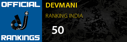 DEVMANI RANKING INDIA