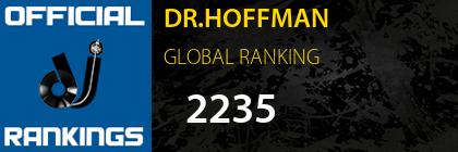 DR.HOFFMAN GLOBAL RANKING