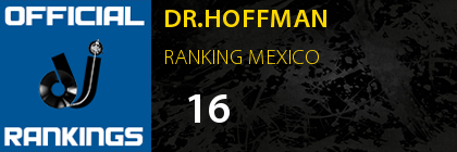 DR.HOFFMAN RANKING MEXICO