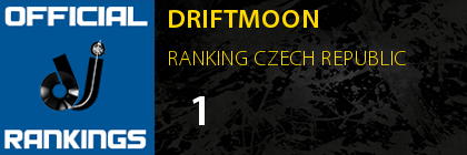 DRIFTMOON RANKING CZECH REPUBLIC
