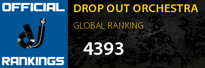 DROP OUT ORCHESTRA GLOBAL RANKING