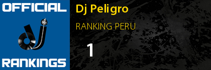 Dj Peligro RANKING PERU