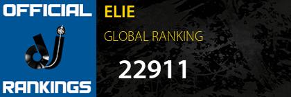 ELIE GLOBAL RANKING
