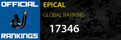EPICAL GLOBAL RANKING