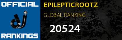 EPILEPTICROOTZ GLOBAL RANKING