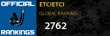 ETC!ETC! GLOBAL RANKING