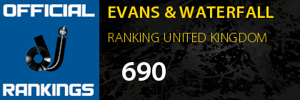 EVANS & WATERFALL RANKING UNITED KINGDOM