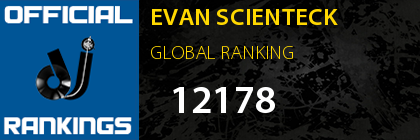 EVAN SCIENTECK GLOBAL RANKING