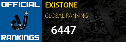 EXISTONE GLOBAL RANKING