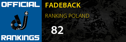 FADEBACK RANKING POLAND