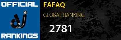 FAFAQ GLOBAL RANKING