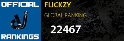FLICKZY GLOBAL RANKING