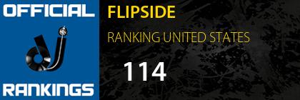 FLIPSIDE RANKING UNITED STATES