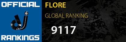 FLORE GLOBAL RANKING