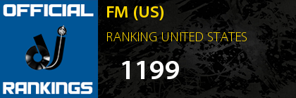 FM (US) RANKING UNITED STATES