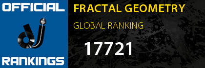 FRACTAL GEOMETRY GLOBAL RANKING